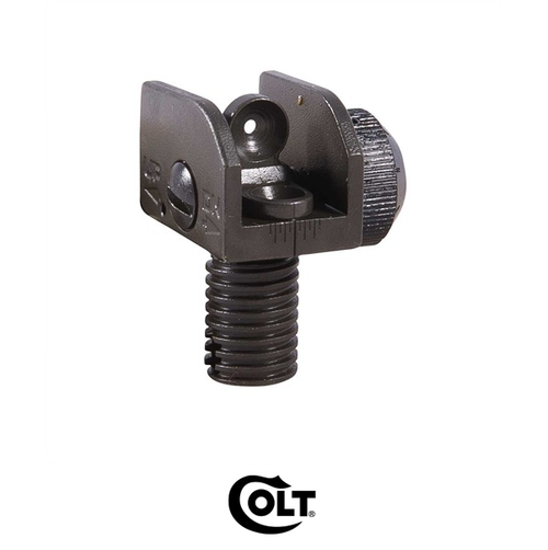 COLT AR-15 ADJUSTABLE A4 REAR SIGHT ASSEMBLY BLACK