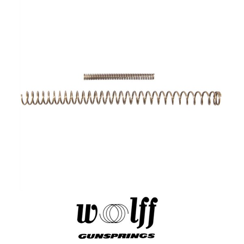 WOLFF GOVERNMENT MODEL VARIABLE POWER RECOIL SPRING 18 1/2 LB