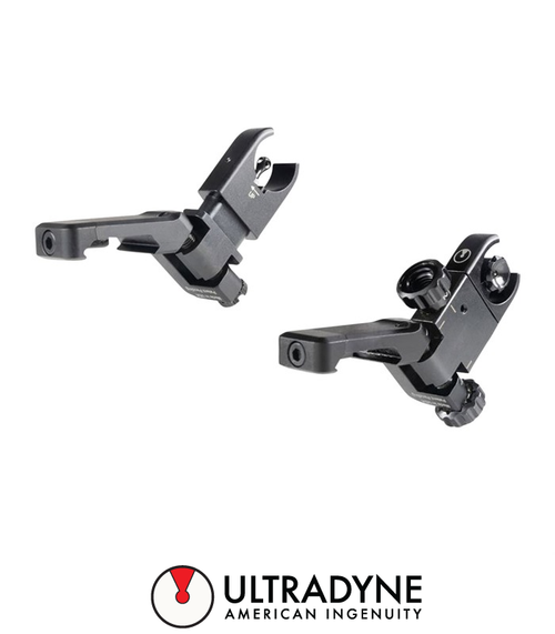 ULTRADYNE USA C4 OFFSET FOLDING SIGHT SET