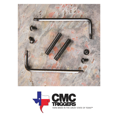 CMC TRIGGERS ANTI-WALK PIN SET SMALL PINS .154
