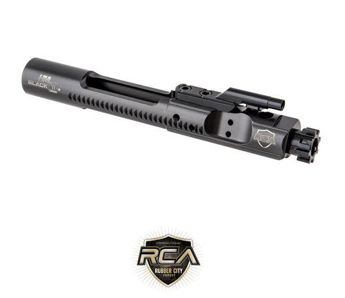 RUBBER CITY ARMORY M16 BOLT CARRIER GROUP TITANIUM