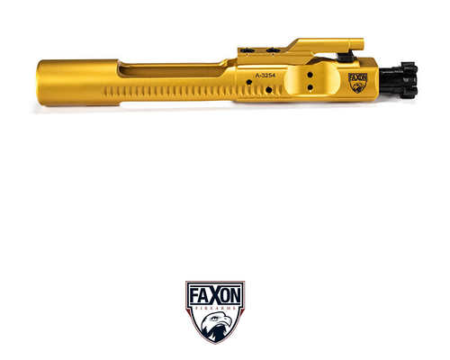 FAXON M16 BOLT CARRIER GROUP 5.56 TITANIUM NITRIDE