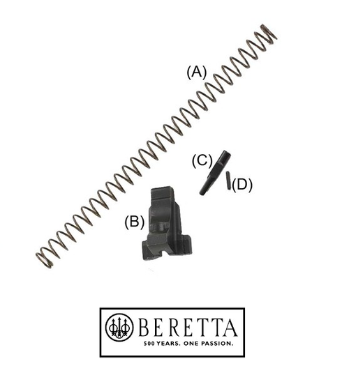 BERETTA 92 LOCKING BLOCK KIT