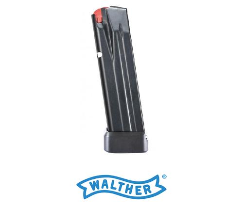 WALTHER PPQ M2 9MM MAGAZINE 10 ROUND ALUMINUM BLACK