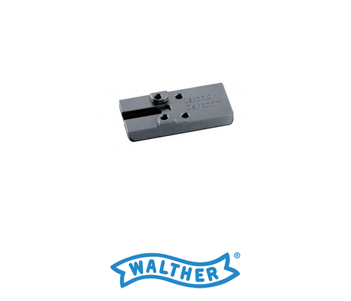 WALTHER ALUMINUM ADAPTER PLATE FOR LEUPOLD RED DOT SIGHT FOR Q5 MATCH
