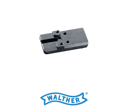 WALTHER ALUMINUM ADAPTER PLATE FOR TRIJICON RED DOT SIGHT FOR Q5 MATCH