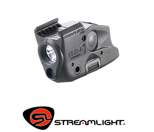TLR-6 RAIL S&W M&P 100 LU WHITE LED & RED LASER