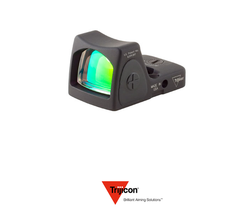 RMR TYPE 2 ADJUSTABLE LED SIGHT 6.5 MOA RED DOT