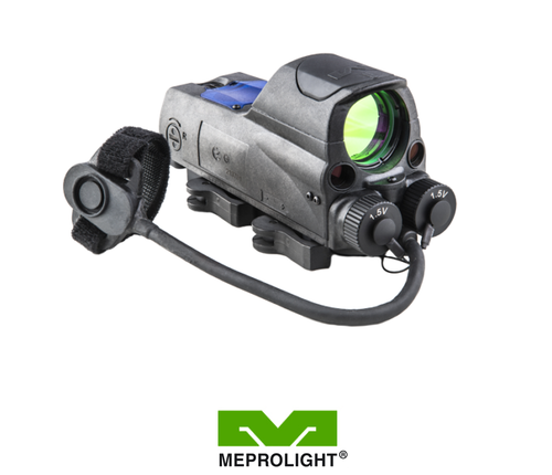 MEPRO MOR PRO M&P 4.3 MOA DOT RED AND IR LASER