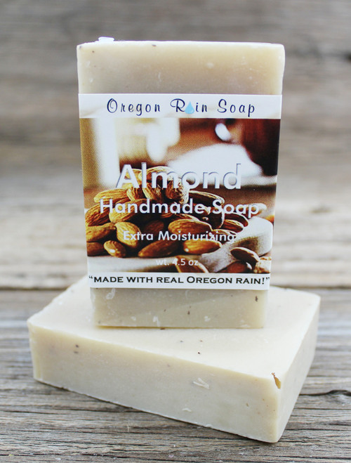 Mild Cleansing Soap Extra Moisturizing Made in Oregon, USA