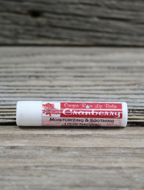 100% All Natural Moisturizing Lip Balm Made in Oregon, USA