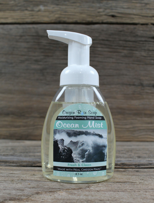 Sodium Lauryl Sulfate Free Scent: Calming & Serene Made in Oregon, USA
