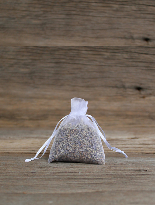Lavender Sachet: Relaxing and Calming