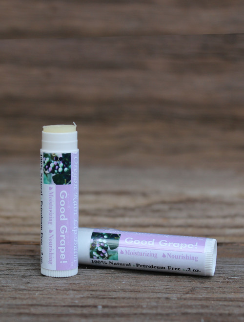 100% All Natural Moisturizing Lip Balm Made in Oregon, USA