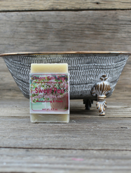 Imperfect Soap May be off in size or shape