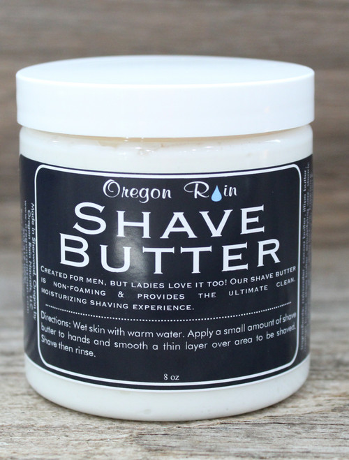 Made with 4 butters Cocoa, Shea, Illipe & Mango Thick & Moisturizing