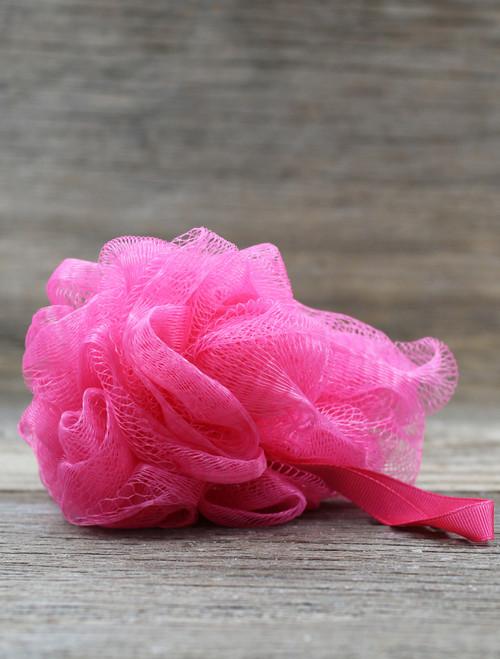 Loofah mesh scrubby A wonderful soap companion