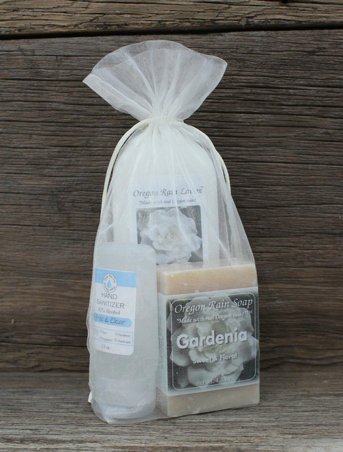 Sweet & Floral Scented Gift Wash and moisturize hands. Use hand sanitizer when soap and water is not available.