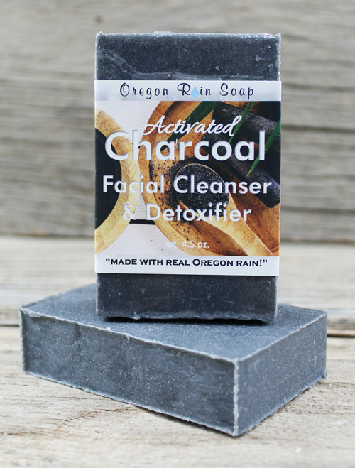 Facial Cleanser 100% Natural Made in the Pacific Northwest, Oregon, USA