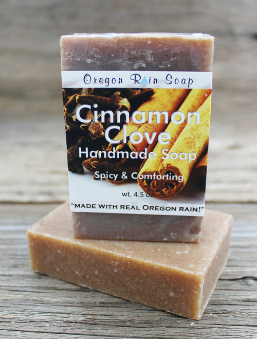 Mild cleansing soap bar 100% Natural Made in Oregon, USA