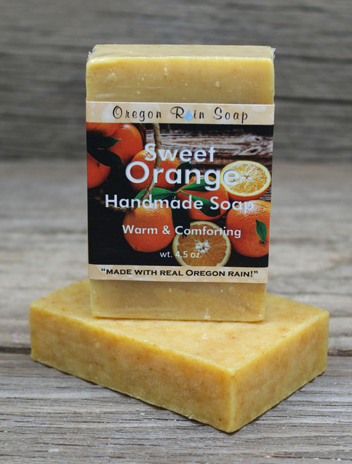 Reformulated to include sweet orange extract packed full of vitamin C antioxidant and antiseptic properties Made near Portland, Oregon in the Pacific Northwest