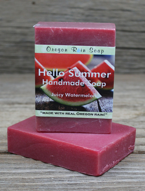 Mild & Nutrient Rich Watermelon Scented Made in the USA