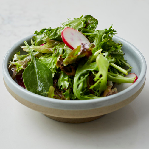 SIDES: Green salad