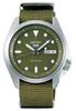 Seiko 5 Green Military Japan Made version SBSA055