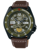 Seiko 5 Street Fighter Guile Made In Japan SBSA081