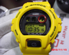 Casio G-Shock GD-X6930E-9JR Lightning Yellow Series