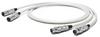 Oyaide Tunami Terzo V2 XLR Cable 0.7m Pair