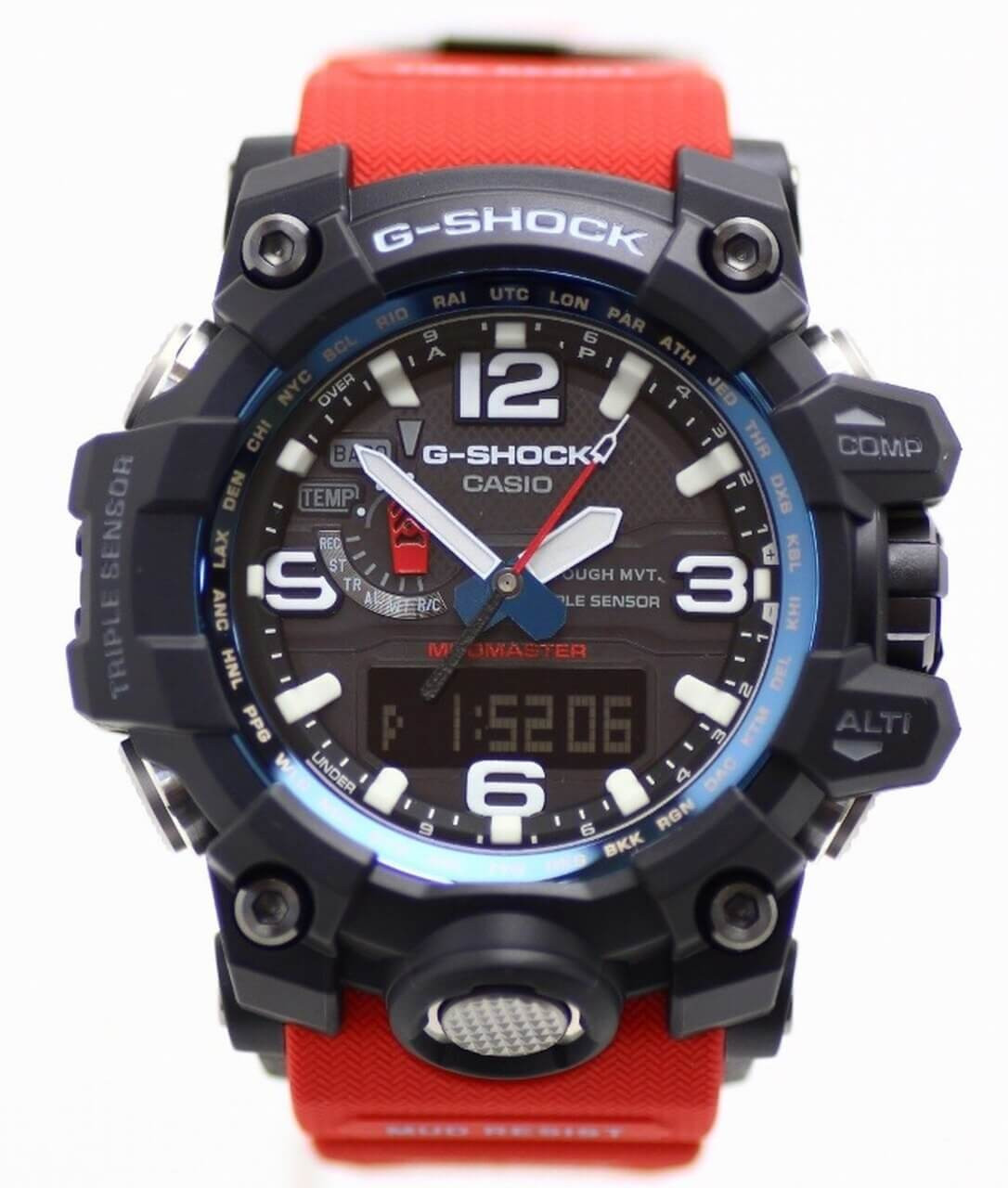 Mudmaster GWG-1000RD-4A Rescue Red Series