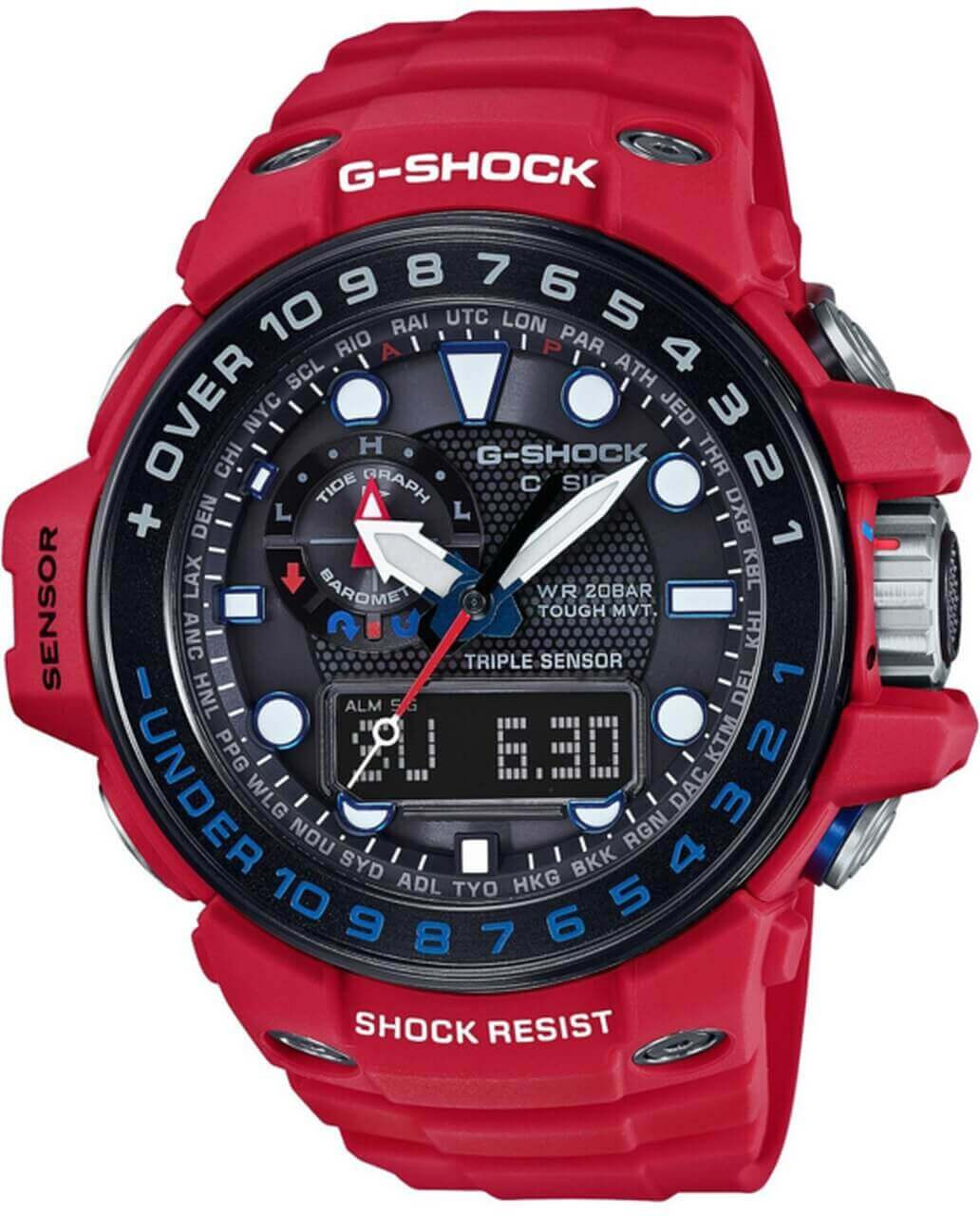 Gulfmaster Rescue Red Series GWN-1000RD-4AJF