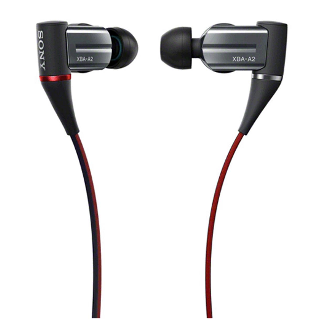 Sony XBA-A2 In-Ear Hi-Fi Headphones