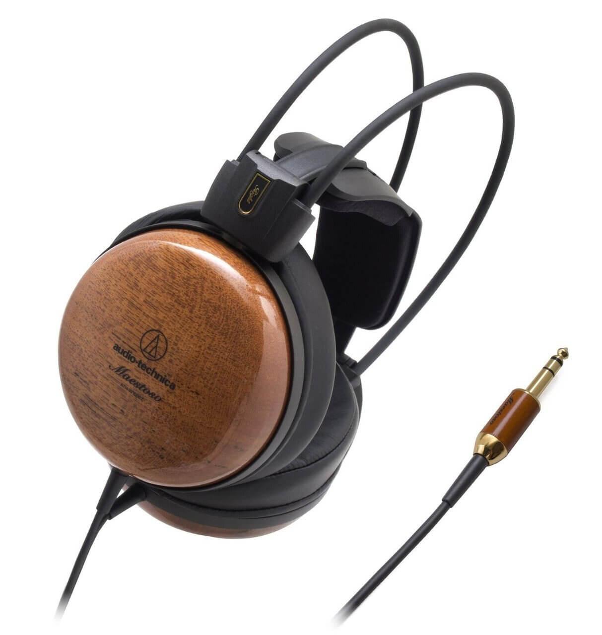 Audio Technica ATH-W1000Z Wooden Headphones