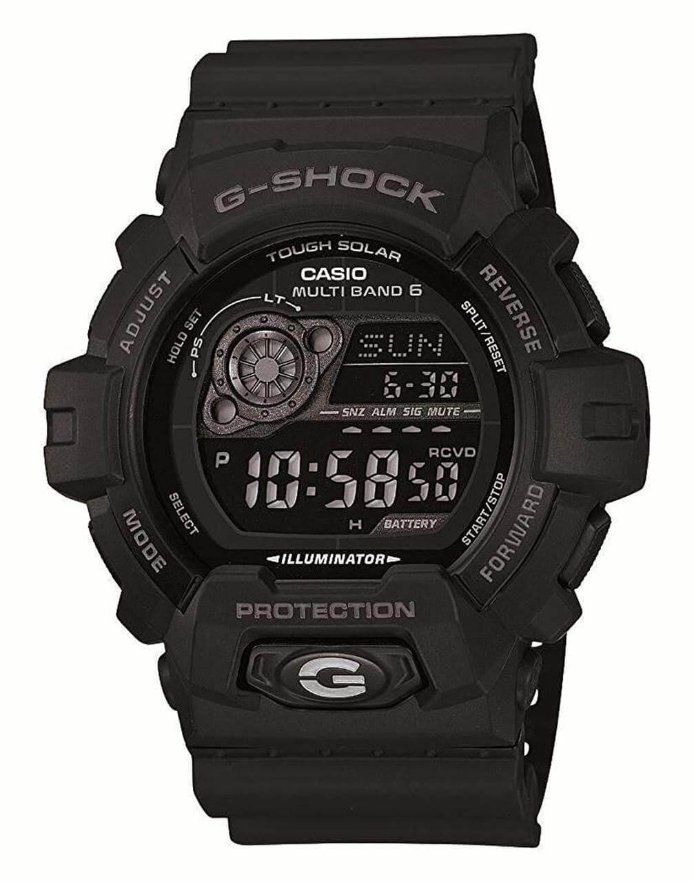 G-Shock GW-8900A-1JF Atomic Multiband 6