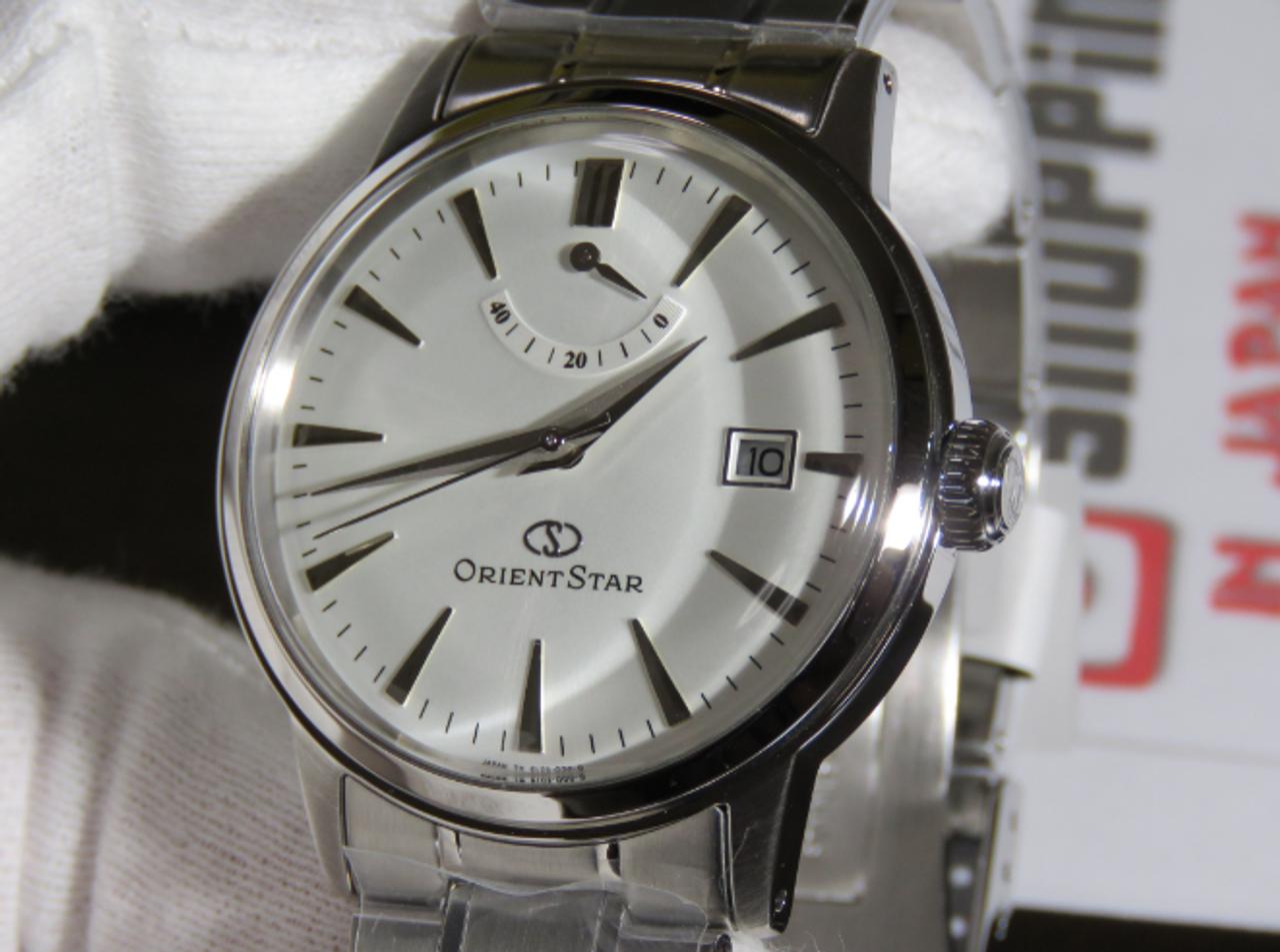 Orient Star WZ0381EL
