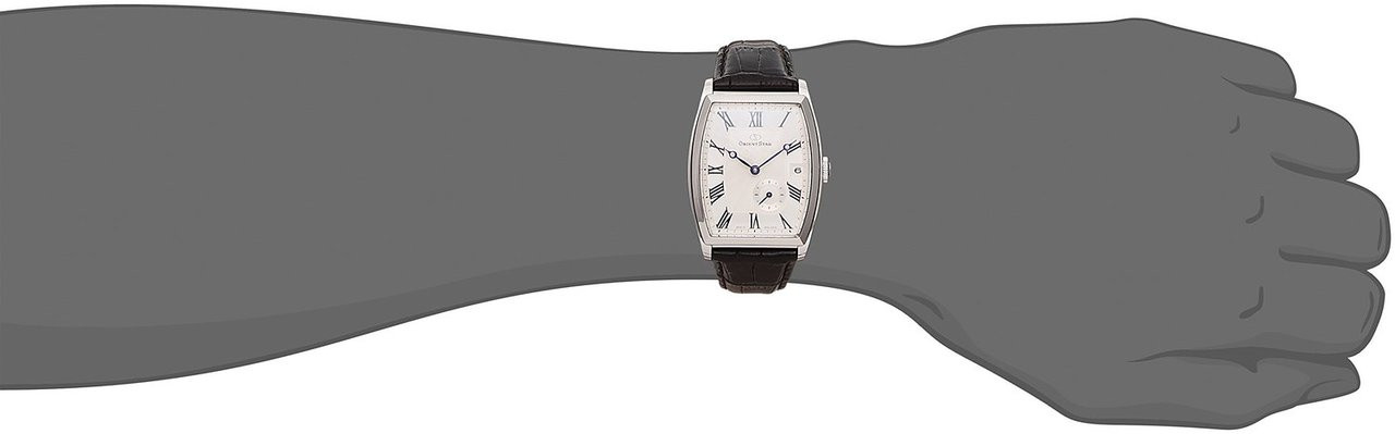 Orient Star WZ0021AE Tonneau Watch