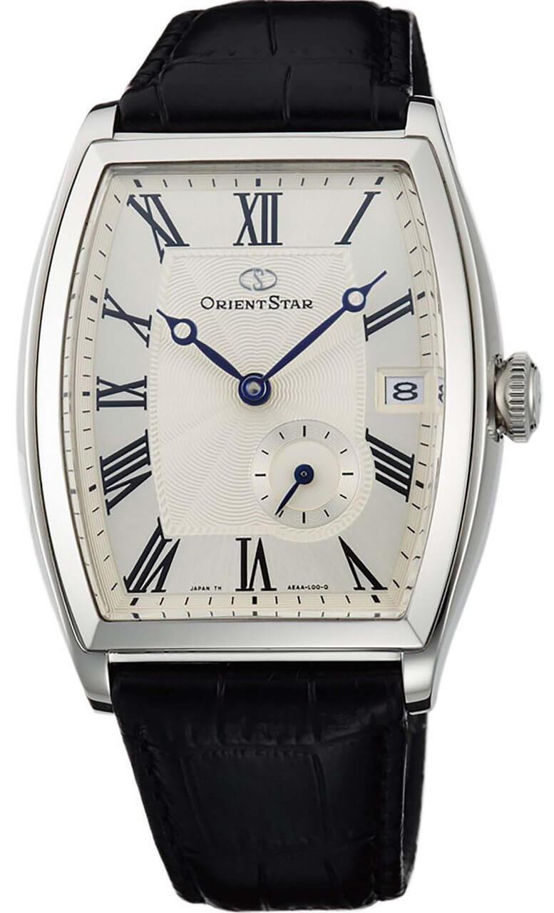 Orient Star WZ0021AE Tonneau Watch