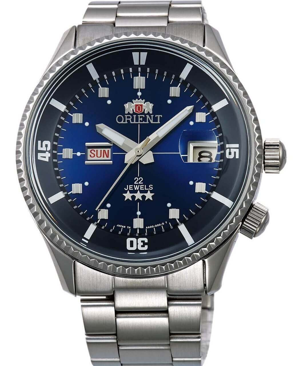 Orient WV0031AA King Master Blue