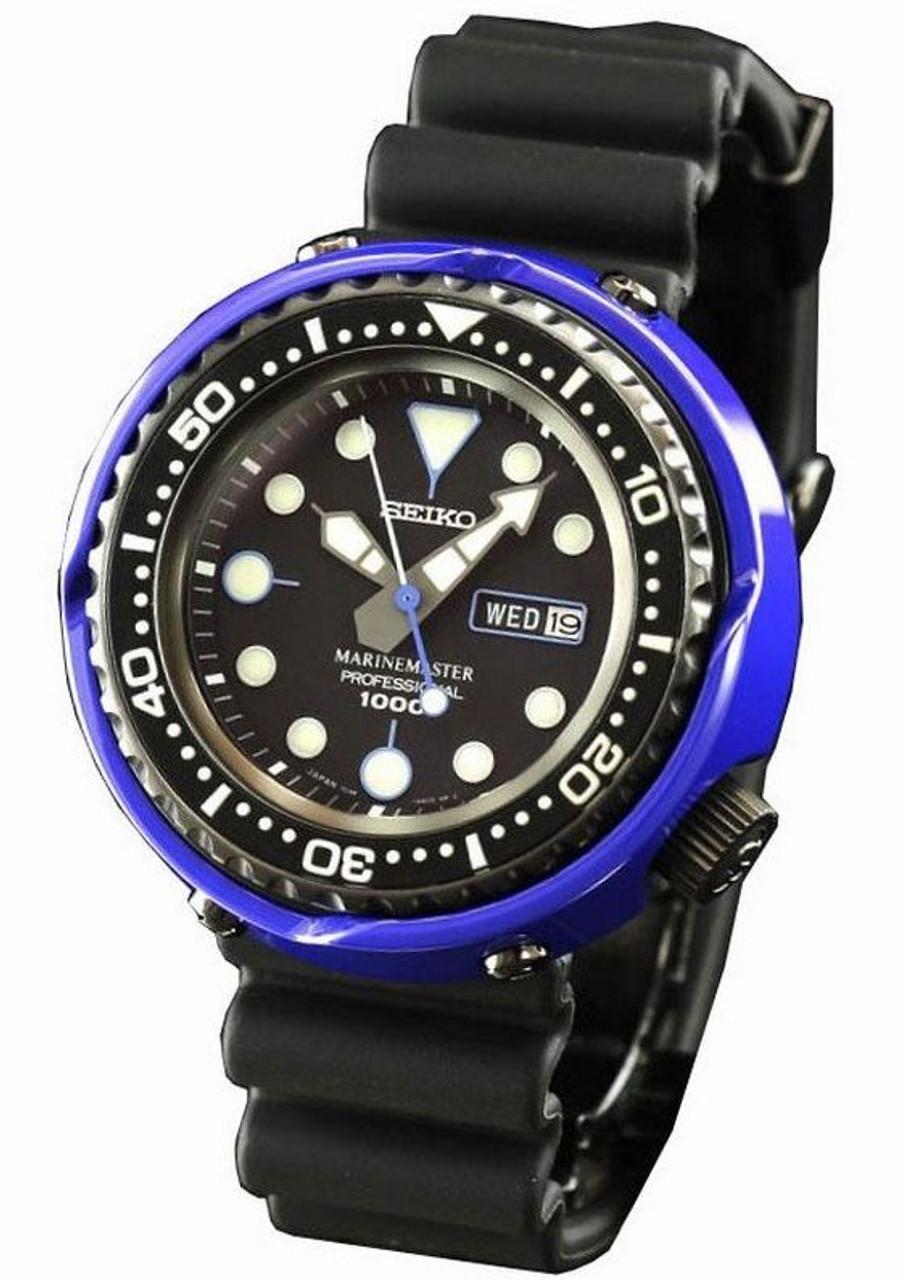 Seiko Prospex SBBN021 Marine Master Blue Ocean