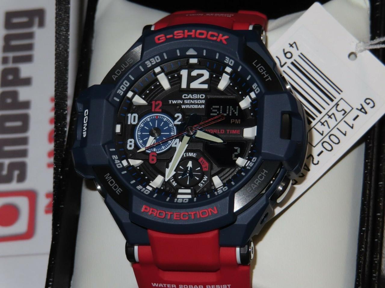 G-Shock GA-1100-2AJF