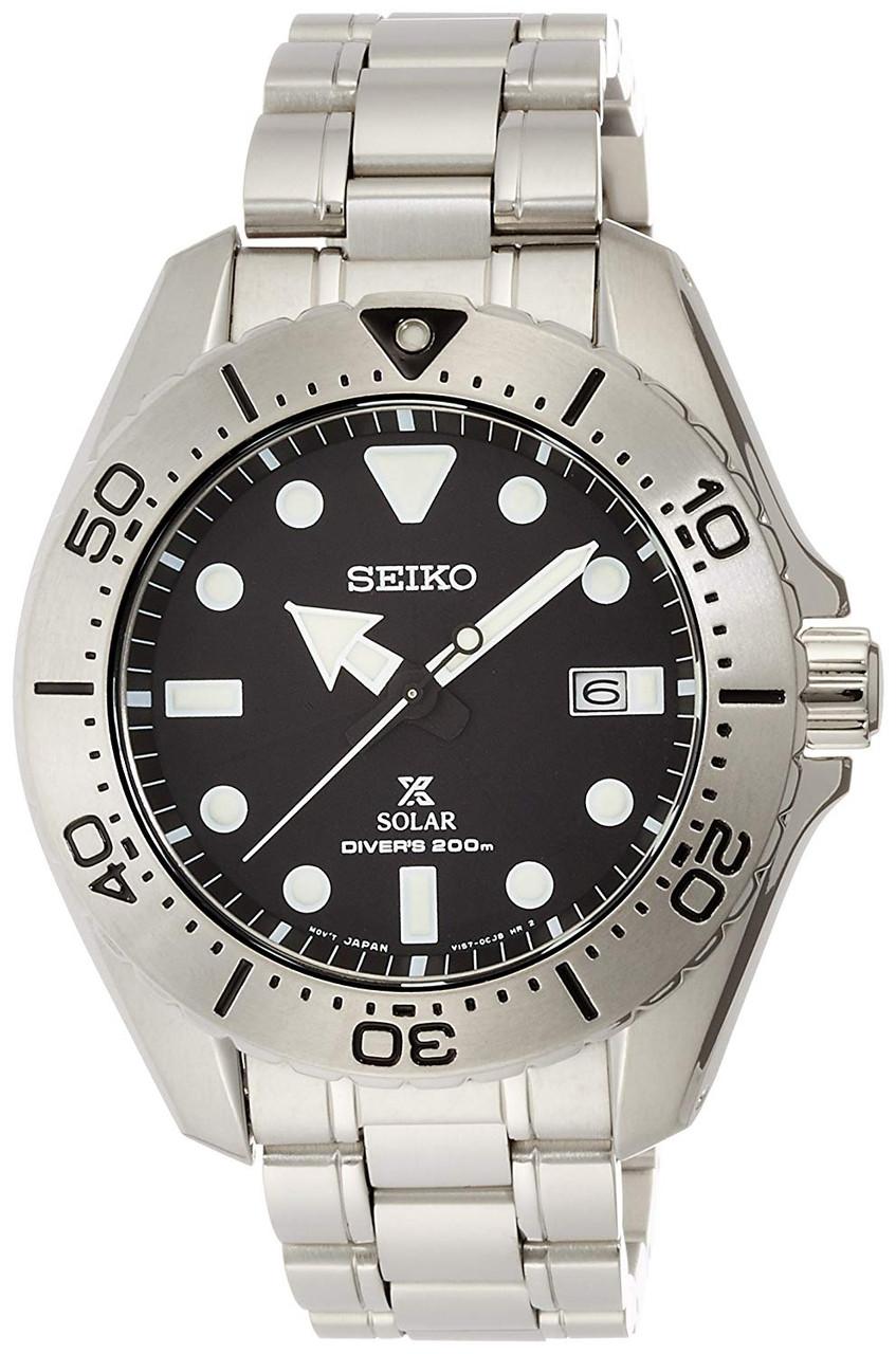 Seiko Prospex 200m Diver Solar SBDJ009