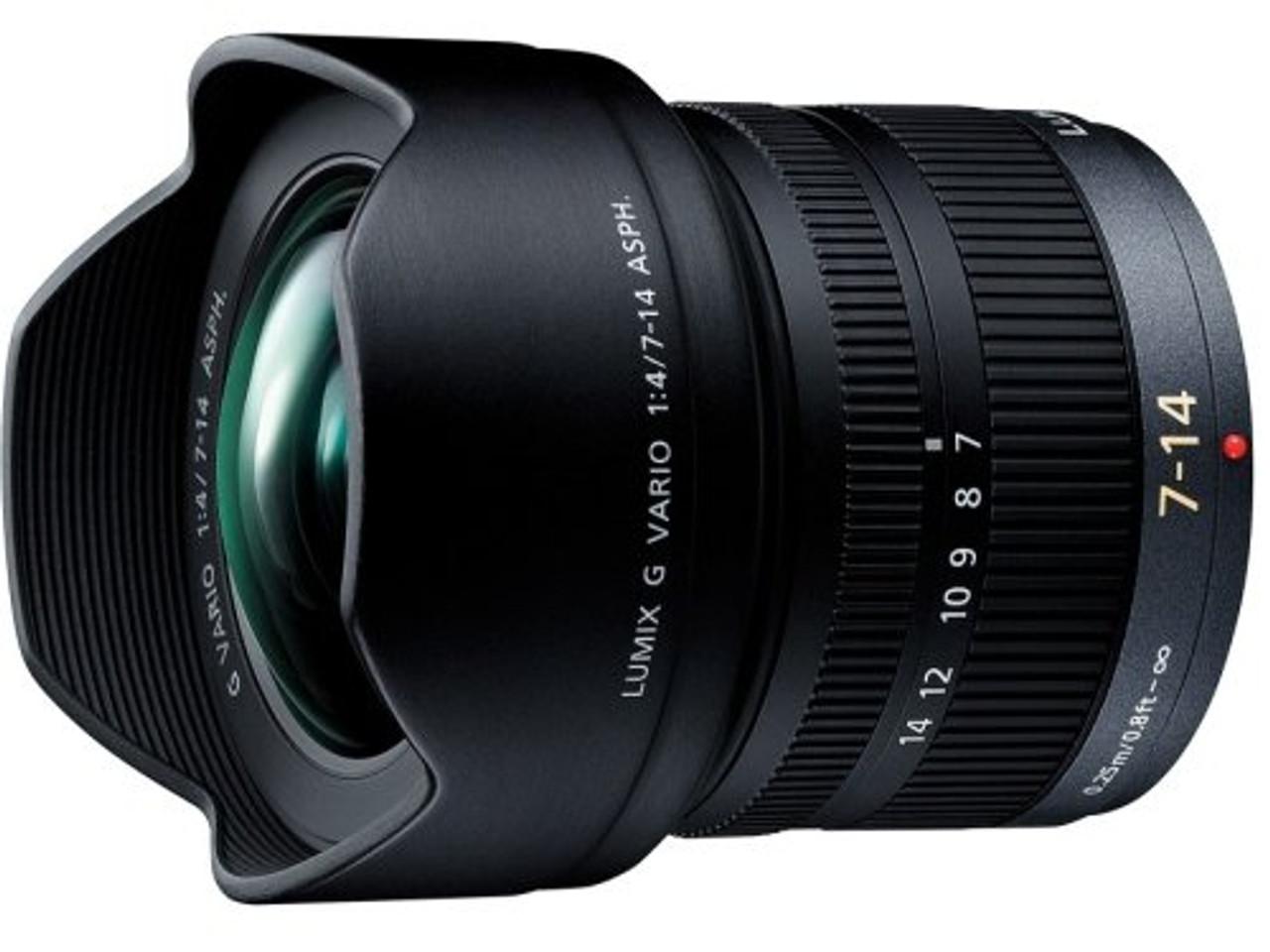 Panasonic H-F007014 7-14mm f/4.0 Lumix G Vario Lens