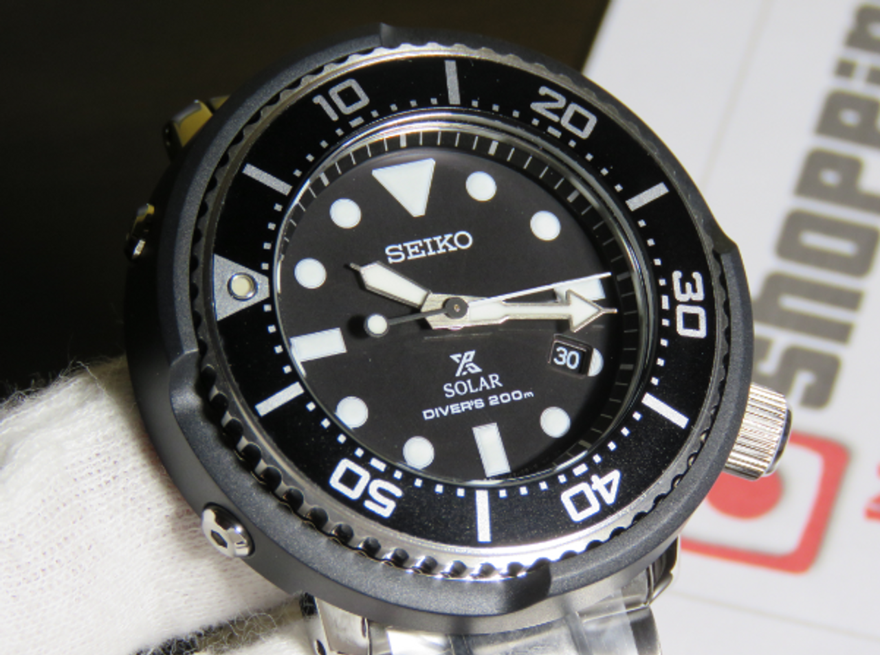 Seiko LOWERCASE Limited SBDN021