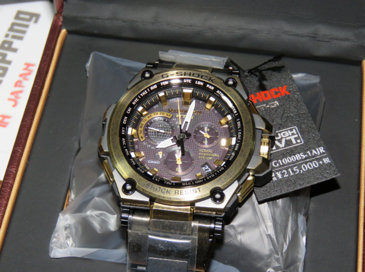 MTG-G1000BS-1A