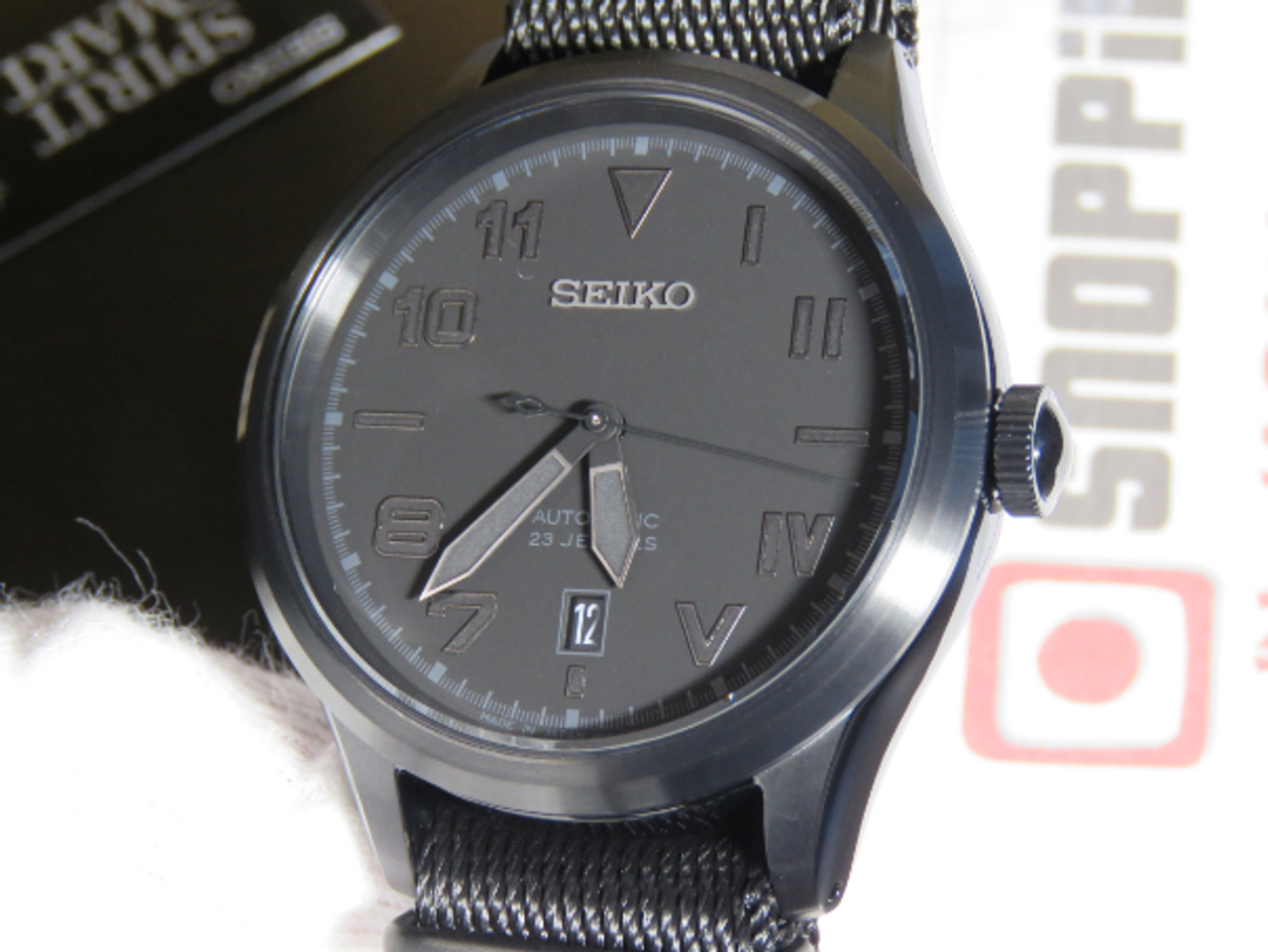 Seiko Spirit Nano SCVE041