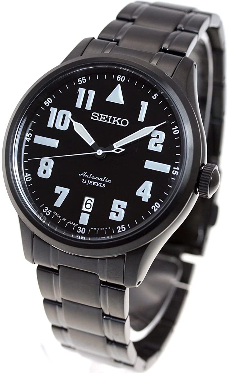 Seiko x Nano Universe Limited SCVE035
