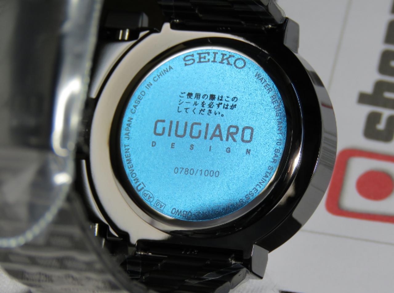 Seiko Giugiaro Design SCED051