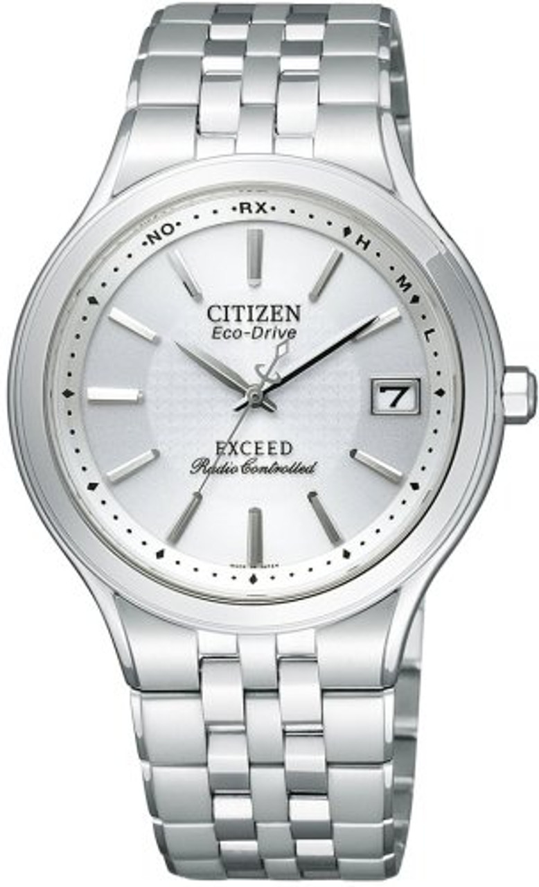 Citizen Exceed EBG74-2791 Eco Drive Titanium